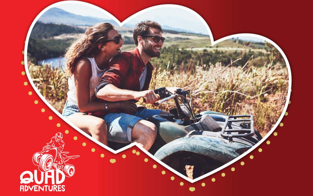 A San Valentino Quad Adventures  Prenota il Voucher Regalo